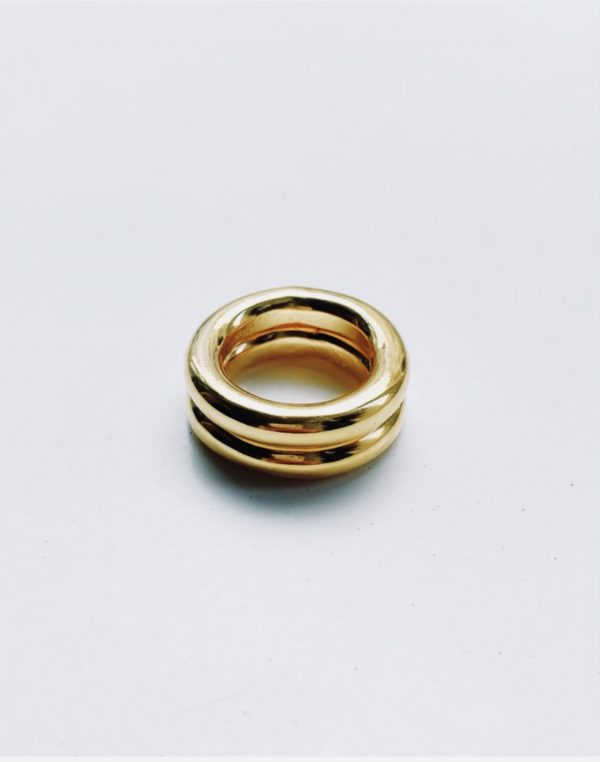 aerial ring gold 1